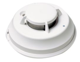 CEILING MOUNT SMOKE DETECTOR