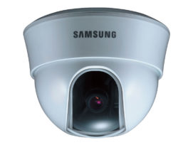 SAMSUNG ANALOGUE INDOOR MINI DOME CAMERA