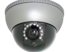 SHANY ANALOGUE ANTI VANDAL MINI DOME CAMERA